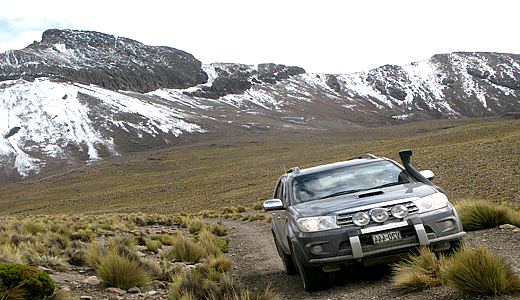 Andean Off-roading Trips