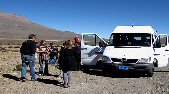 Bus Journey From Arequipa To Puno