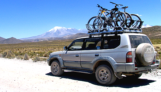 Bike Expedition Through The Andes Of Peru