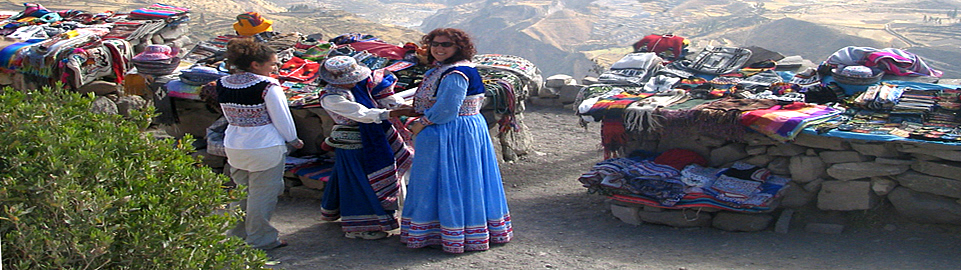 Handicraft In Peru