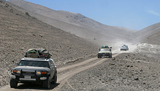 Off-Road Tour To Misti Volcano