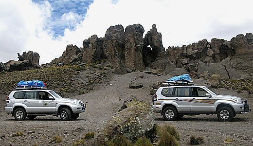 Peru Off-roading Tours